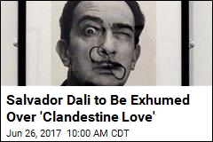 Judge: Exhume Dali's Body for Paternity Test