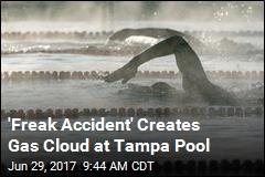 Gas Cloud Sickens 5 Kids at Florida Pool