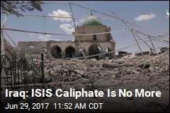 Iraq: ISIS Caliphate Is No More