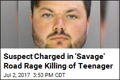 Suspect Charged in 'Savage' Road Rage Killing of Teenager