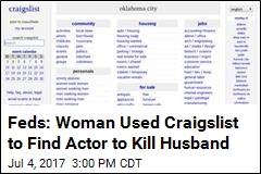 Oklahoma Woman Accused of Plotting to Kill Israeli Husband