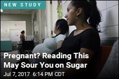 Study Links Kids' Allergies, Their Mom's Sugar Intake