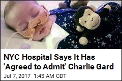 NYC Hospital Offers to Admit Charlie Gard