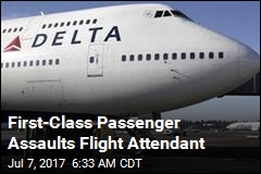 Delta Flight Turns Back After Attendant Assaulted