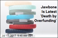 Was Jawbone Overfunded to Death?