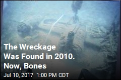Bones Found Near Wreckage of US Bomber Downed in 1944