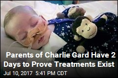 Judge Gives 48 Hours to Prove Treatments Will Save Sick Baby