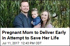Mother Pregnant With Twins to Deliver Early to Fight Cancer