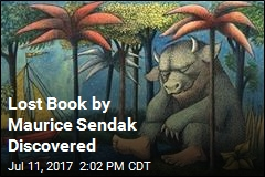 Lost Book by Maurice Sendak Coming Out Next Year