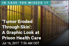 'Tumor Eroded Through Skin': A Graphic Look at Prison Health Care