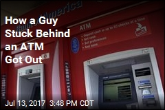 In Wacky Case, ATM Delivers Note Reading 'Help'