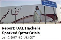 Report: UAE Was Behind Game-Changing Qatar Hack