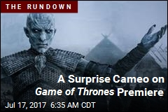 Winter Is Here With Game of Thrones Premiere