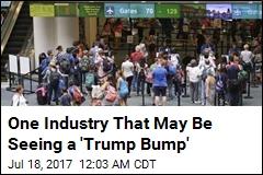 US Tourism Isn't Seeing a 'Trump Slump'