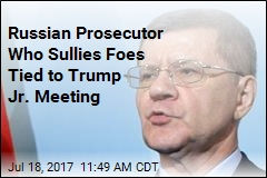 Russian Prosecutor Who Sullies Foes Tied to Trump Jr. Meeting
