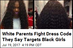 School Takes Heat for Dress Code That Targets Black Hair