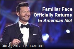 Ryan Seacrest Is Officially Back at American Idol