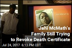 Jahi McMath's Family Still Fighting to Revoke Death Certificate