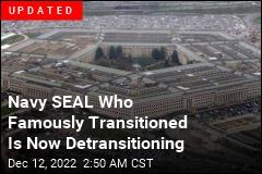 Transgender Ex-Navy SEAL Wants to Speak to Trump