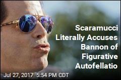 Scaramucci: Priebus Is 'a Paranoid Schizophrenic'