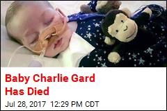 Baby Charlie Gard Has Died