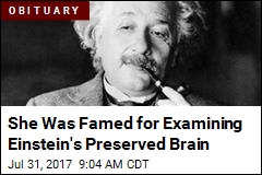 She Was Famed for Examining Einstein's Preserved Brain