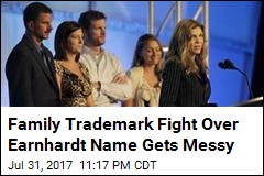 Family Trademark Fight Over Earnhardt Name Gets Messy