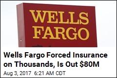 Wells Fargo Forced Unneeded Car Insurance on Customers