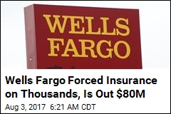 Wells Fargo Forced Unneeded Car Insurance on Customers