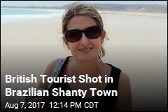 British Tourist Shot in Brazilian Shanty Town