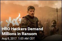 HBO Hackers Release Game of Thrones Scripts