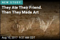 They Ate Their Friend. Then They Made Art