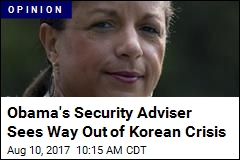 Susan Rice: We Must Avoid 'Folly' and 'Lunacy' on N. Korea