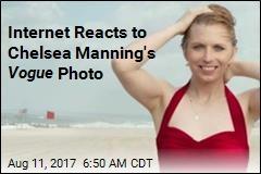 Annie Leibovitz Photographs Chelsea Manning for Vogue