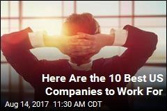 Employees Speak: America's 10 Best Companies