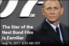 Craig's Bond Will Be Back