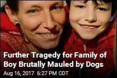Mom of Dog-Attack Survivor Declared Brain Dead