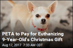 PETA to Pay Family for Taking Girl's Dog, Euthanizing It