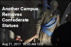 University of Texas Takes Down Confederate Statues