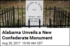 This State Just Got a New Confederate Monument