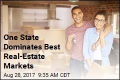 10 Best, Worst Real-Estate Markets in US
