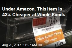 Under Amazon, These 8 Whole Foods Items Are Cheaper