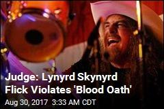 Judge: Lynyrd Skynyrd Flick Violates 'Blood Oath'
