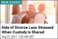Kids Do Better Under Shared, Not Sole, Custody