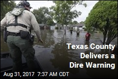 Texas County to Citizens: 'GET OUT OR DIE!'