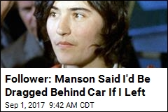 Follower: Manson Threatened Painful Death If I Left Cult