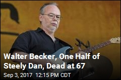 Steely Dan Co-Founder Walter Becker Dies at 67