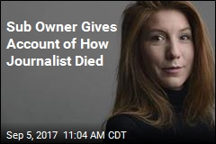 Sub Owner Blames Journalist's Death on Hatch Cover