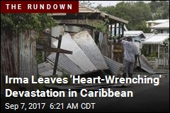Irma Leaves 'Heart-Wrenching' Devastation in Caribbean