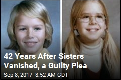 42 Years After Sisters Vanished, a Guilty Plea
